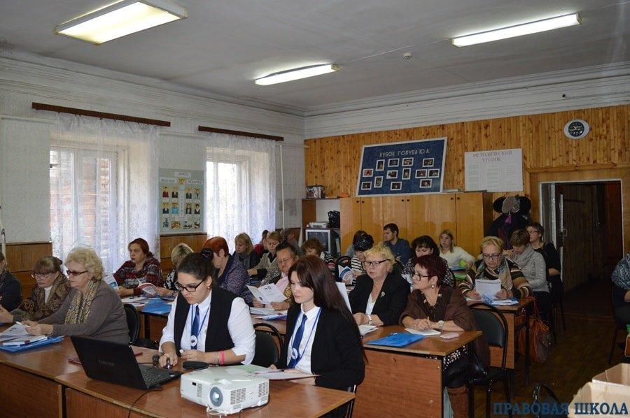 Рабочий семинар