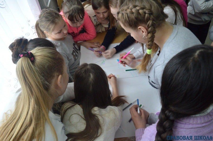 Интерактивное занятие в Петушинском районе