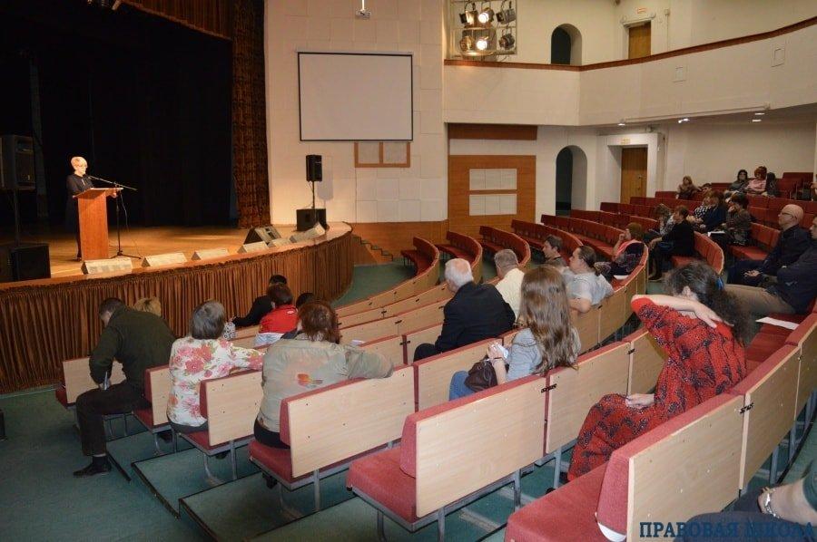 Обучающий семинар для представителей образовательных учреждений