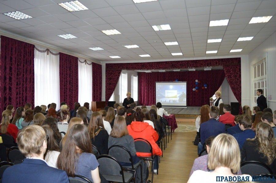 Профилактические занятия в г. Александров