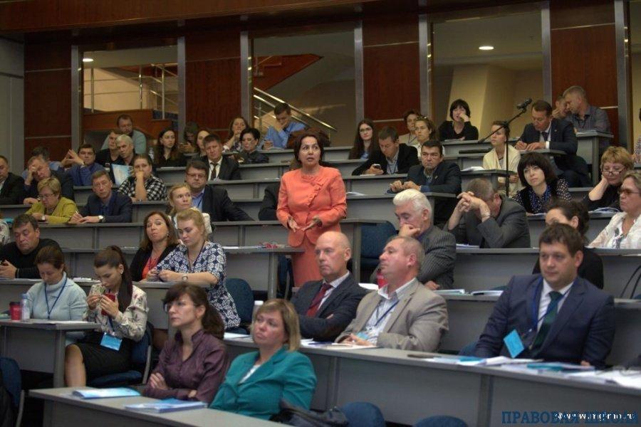 Правовая школа на Всероссийском форуме в Москве